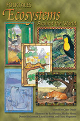 Steck-Vaughn Pair-It Books Proficiency Stage 6  Individual Student Edition Folktales from Ecosystems Around the World-9780739861714