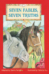 Steck-Vaughn Pair-It Books Proficiency Stage 6  Leveled Reader 6pk Seven Fables, Seven Truths-9780739861813