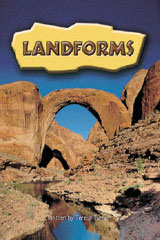 Steck-Vaughn Pair-It Books Proficiency Stage 6  Leveled Reader 6pk Landforms-9780739861943