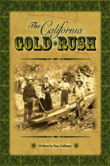 Steck-Vaughn Pair-It Books Proficiency Stage 6  Leveled Reader 6pk The California Gold Rush-9780739862049