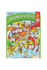 Vocabulary Skills  Reproducible Grade 5-9780739869048