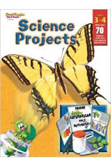 Science Projects  Reproducible Grade 3 - 4-9780739869109