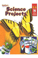 Science Projects  Reproducible Grade 5 - 6-9780739869116