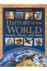 History of Our World  Student Book, Volume 1 The Ancient World-9780739879481