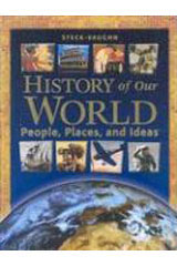 History of Our World  Teacher Edition, Volume 1 The Ancient World-9780739879504