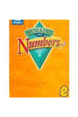 Steck-Vaughn Working with Numbers  Teacher's Guide Level B Level B-9780739891636