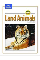 Wonders of Science  Student Edition Land Animals-9780739891773