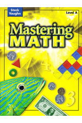 Steck-Vaughn Mastering Math  Student Edition Level A-9780739892008