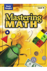 Steck-Vaughn Mastering Math  Student Edition Level B-9780739892015