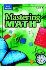 Steck-Vaughn Mastering Math  Student Edition Level D-9780739892039