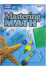 Steck-Vaughn Mastering Math  Teacher's Guide Level C-9780739892145