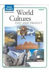 Steck-Vaughn Social Studies © 2004  Student Edition World Cultures Past and Present-9780739892237