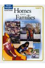 Steck-Vaughn Social Studies © 2004  Teachers Guide Homes and Families-9780739892305