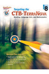 Targeting the CTB/Terranova  Reproducible Grade 8-9780739897560