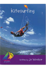 Rigby Sails Launching Fluency  Leveled Reader 6pk Purple Kitesurfing-9780757807169