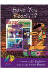 Rigby Sails Launching Fluency  Leveled Reader 6pk Purple Have You Read It?-9780757807268