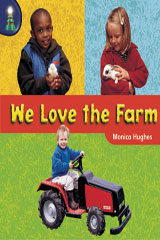 Rigby Lighthouse  Leveled Reader 6pk (Levels B-D) We Love the Farm-9780757808227