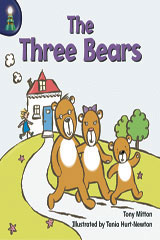 Rigby Lighthouse  Leveled Reader 6pk (Levels B-D) The Three Bears-9780757808296
