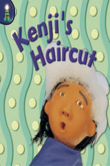 Rigby Lighthouse  Leveled Reader 6pk (Levels B-D) Kenji's Haircut-9780757808319