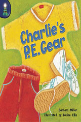 Rigby Lighthouse  Leveled Reader 6pk (Levels E-I) Charlie's P.E. Gear-9780757808388