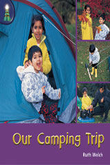Rigby Lighthouse  Leveled Reader 6pk (Levels E-I) Our Camping Trip-9780757808401