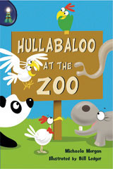Rigby Lighthouse  Leveled Reader 6pk (Levels E-I) Hullabaloo At the Zoo-9780757808470