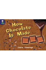 Rigby Lighthouse  Leveled Reader 6pk (Levels J-M) How Chocolate Is Made-9780757808692