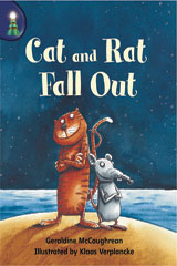 Rigby Lighthouse  Leveled Reader 6pk (Levels J-M) Cat and Rat Fall Out-9780757808708