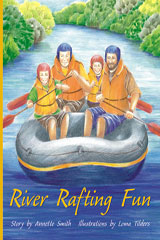 Rigby PM Plus  Leveled Reader 6pk Gold (Levels 21-22) River Rafting Fun-9780757809231