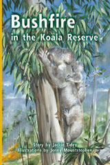 Rigby PM Plus  Leveled Reader 6pk Gold (Levels 21-22) Bushfire In the Koala Reserve-9780757809309