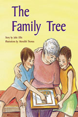 Rigby PM Plus  Leveled Reader 6pk Gold (Levels 21-22) The Family Tree-9780757809354