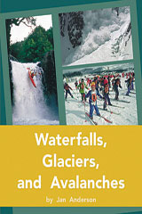 Rigby PM Plus  Leveled Reader 6pk Gold (Levels 21-22) Waterfalls, Glaciers, and Avalanches-9780757809415