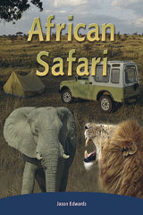 Rigby PM Collection  Leveled Reader 6pk Sapphire (Levels 29-30) African Safari-9780757809880