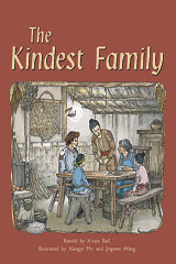 Rigby PM Plus  Leveled Reader 6pk Purple (Levels 19-20) The Kindest Family-9780757810947