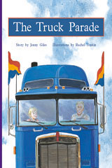 Rigby PM Plus  Leveled Reader 6pk Purple (Levels 19-20) The Truck Parade-9780757810954