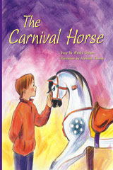 Rigby PM Plus  Leveled Reader 6pk Purple (Levels 19-20) The Carnival Horse-9780757810961