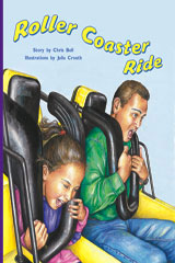 Rigby PM Plus  Leveled Reader 6pk Purple (Levels 19-20) Roller-Coaster Ride-9780757810978
