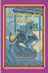 Rigby PM Plus  Individual Student Edition Silver (Levels 23-24) The Man Who Rode the Tiger-9780757811180