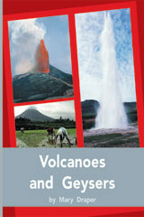 Rigby PM Plus  Individual Student Edition Silver (Levels 23-24) Volcanoes and Geysers-9780757811203