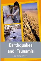 Rigby PM Plus  Individual Student Edition Silver (Levels 23-24) Earthquakes and Tsunamis-9780757811210