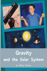 Rigby PM Plus  Individual Student Edition Silver (Levels 23-24) Gravity and the Solar System-9780757811258