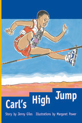 Rigby PM Plus  Individual Student Edition Gold (Levels 21-22) Carl's High Jump-9780757811838