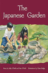 Rigby PM Plus  Individual Student Edition Gold (Levels 21-22) The Japanese Garden-9780757811883