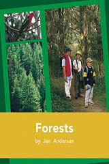 Rigby PM Plus  Individual Student Edition Gold (Levels 21-22) Forests-9780757811944