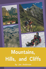 Rigby PM Plus  Individual Student Edition Gold (Levels 21-22) Mountains, Hills, and Cliffs-9780757811951