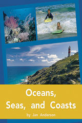 Rigby PM Plus  Individual Student Edition Gold (Levels 21-22) Oceans, Seas, and Coasts-9780757811975