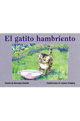 Rigby PM Coleccion  Individual Student Edition amarillo (yellow) El gatito hambriento (The Hungry Kitten)-9780757812781