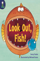Rigby Lighthouse  Individual Student Edition (Levels B-D) Look Out, Fish!-9780757819124