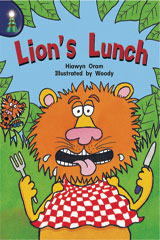 Rigby Lighthouse  Individual Student Edition (Levels E-I) Lion's Lunch-9780757819421