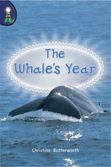 Rigby Lighthouse  Individual Student Edition (Levels J-M) Whale's Year, The-9780757819452
